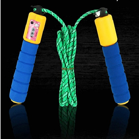 Bộ dụng cụ nhảy dây tập thể dục ( tặng ví đựng thẻ card)