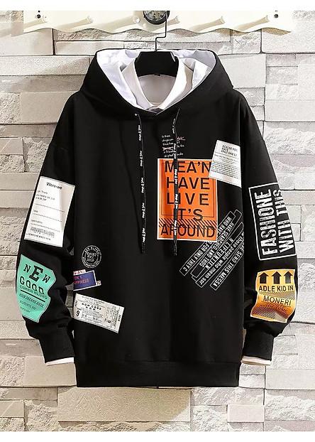 Áo khoác hoodie unisex Asala HD-05-10