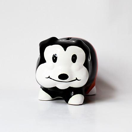 Heo Đựng Tiền Sứ Hình Mickey Minh Tiến E9