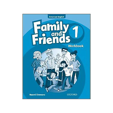 Family and Friends 1 Workbook AmEd