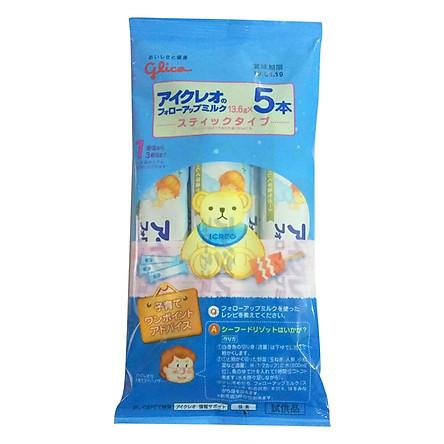 Túi 5 Gói Sữa Công Thức Glico Icreo Số 1 (12.7g x 5 gói)