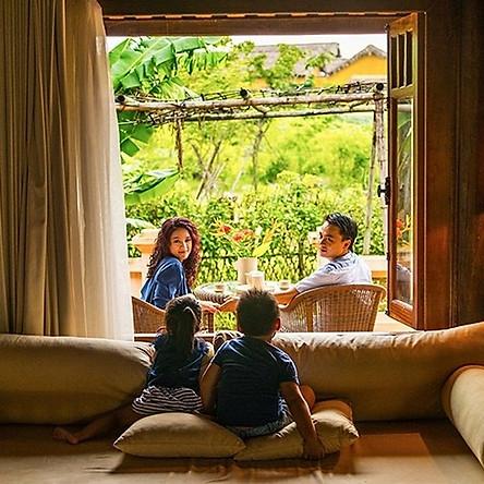 Emeralda Resort 5* Ninh Bình - Nghỉ Dưỡng Trong Ngày, Phòng Duplex, Bữa Trưa, Tham Quan Đầm Vân Long