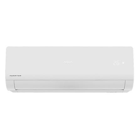 Máy Lạnh Inverter Aqua AQA-KCRV9WJ (1.0 HP) - Trắng - Hàng Chính Hãng