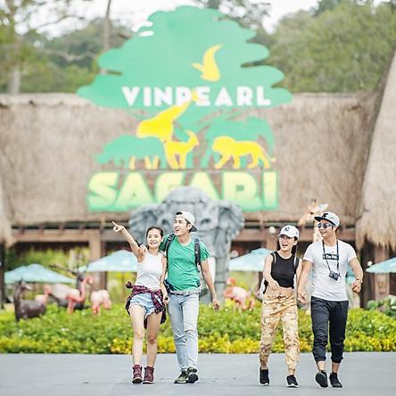 Vé Vinpearl Safari Phú Quốc - Vườn Thú Mở Đầu Tiên Tại Việt Nam