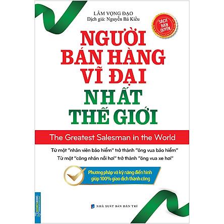 Businessbooks - Người Bán Hàng Vĩ Đại Nhất Thế Giới