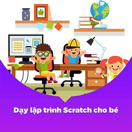KYNA - Khóa Học Dạy Lập Trình Scratch Cho Bé