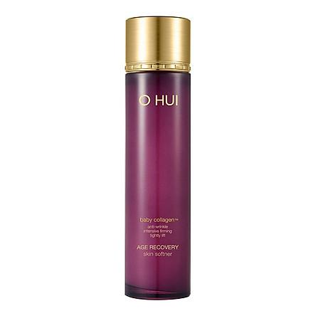 Nước Hoa Hồng Chống Lão Hóa OHUI Age Recovery Skin Softener FI50233232 (150ml)