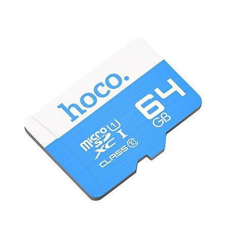 Thẻ Nhớ Hoco TF Micro-SD - 64GB - Hàng Chính Hãng