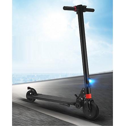 Xe Scooter điện xếp gọn KYS8 không yên ,10km/lần sạc, tải 100kg