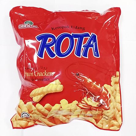 Snack Tôm Rota Oriental 112G (8 Gói x 14G)