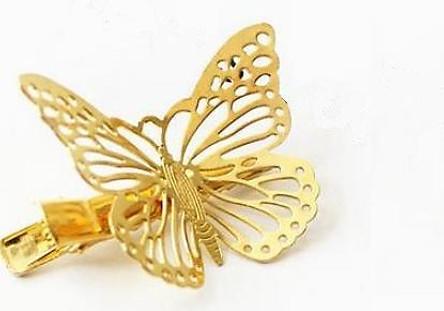 Kẹp tóc nữ hình con bướm dễ thương