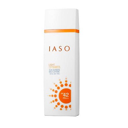 Sữa chống nắng Hàn Quốc SPF 42 PA++ IASO