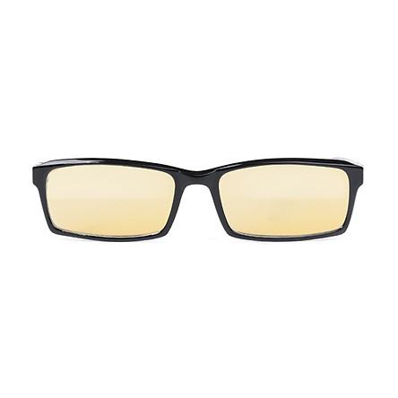 Yidun (YIDUN) 2088 e-sports radiation glasses TR90 men and women models full frame anti-blue computer goggles bright black