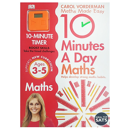 Maths Ages 3-5