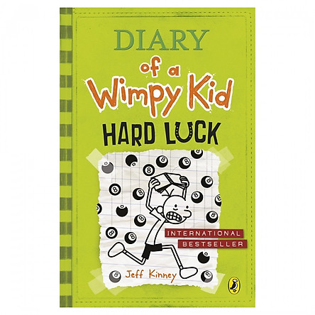 Diary of a Wimpy Kid #08: Hard Luck