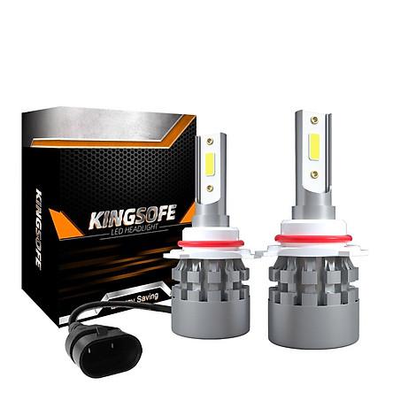 K3 6500K 9005/HB3/H10 9006/HB4 H1 H4 H7 H8/H9/H11Car Headlight Bulb 72W 8000LM Car LED Headlamp