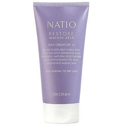 Natio Restore Day Cream SPF 15 75ml Online Only