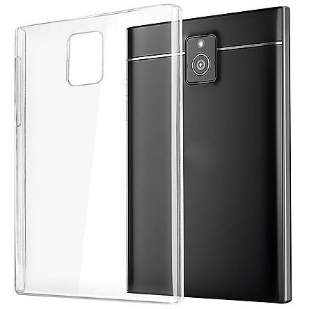 Ốp lưng dẻo trong suốt Dành Cho Blackberry Passport Ultra Thin