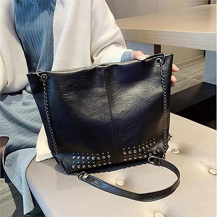 Túi đeo vai nữ - Túi đeo chéo nữ da Pu dáng công sở