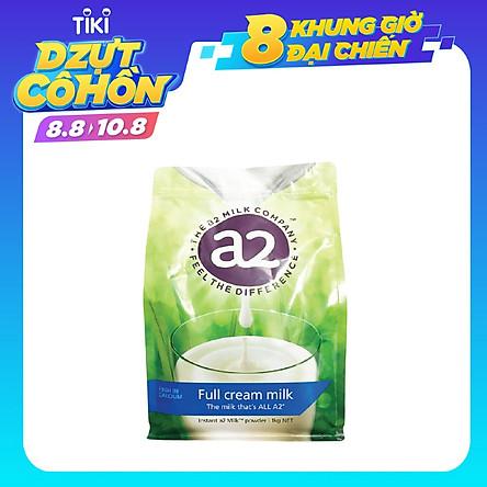 Sữa Bột Nguyên Kem A2 (1000G)