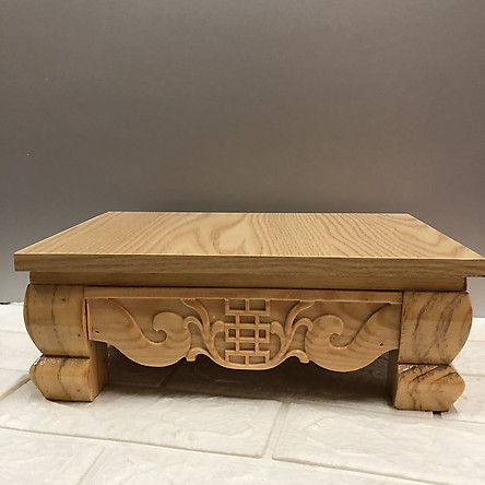 Đôn gỗ PM ,Đôn kệ tượng,kê đồ thờ ,kê vật trang trí,kê đồ phong thủy TP1041