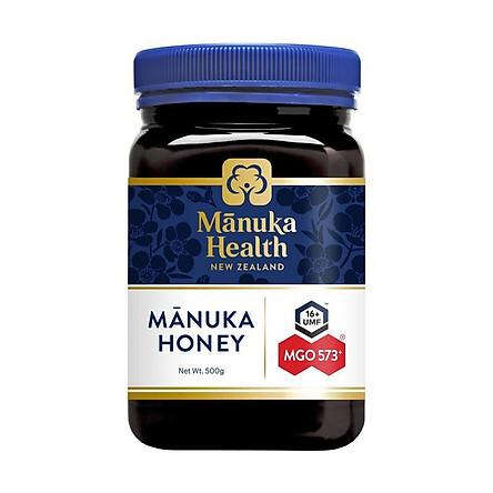 Mật ong Manuka , mật ong tốt cho sức khỏe từ New Zealand 500g