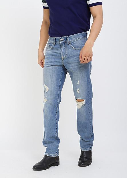 Quần Jeans Nam Ninomaxx  NM-FA-M-DEF-LP-1610054 - Xanh Dương