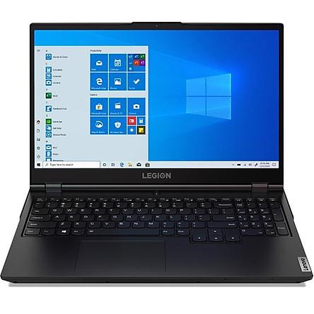 Laptop Lenovo Legion 5 15ARH05 82B500GUVN (AMD R5-4600H/ 8GB DDR4 3200MHz/ 512GB SSD PCIE G3X4/ GTX 1650Ti 4GB GDDR6/ 15.6 FHD WVA, 144Hz/ Win10) - Hàng Chính Hãng