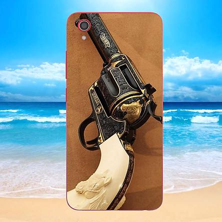Ốp điện thoại dành cho máy Vivo Y91C - GOLDEN GUN MS DGDG007