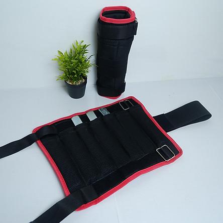 Tạ đeo chân tập thể lực phiên bản mới loại 8kg + Tặng kèm 1 găng tay thể thao đa năng