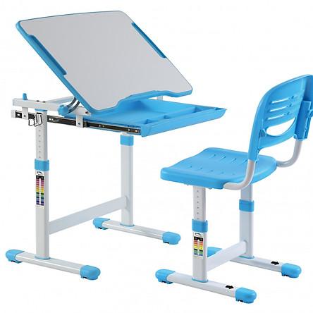 Bộ bàn ghế học sinh tiểu học HTDkids B201