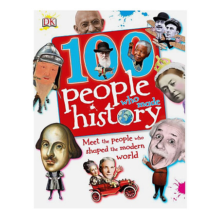 DK 100 People Who Made History