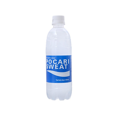 Thức Uống Bổ Sung I-on Pocari Sweat Chai 500ml