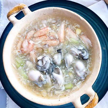 Lobster Bay - Voucher 1 phần Súp Hàu Sữa & Ghẹ