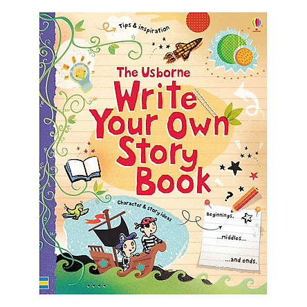 Usborne Write Your Own Story Book