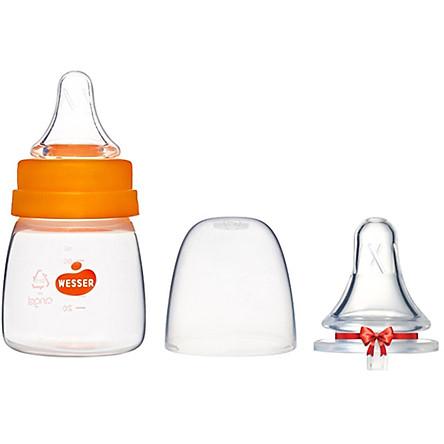 Bình Sữa PP Wesser - Tặng Kèm Núm Vú Cùng Size