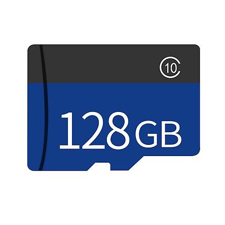 Thẻ Nhớ TF Kèm Adapter Bộ Nhớ Lớn - Xanh Đậm (128GB)