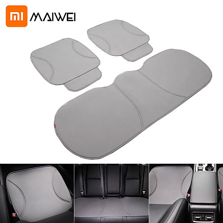 Xiaomi Youpin Maiwei Car Seat Cushion Cotton Seat Pad Soft Car Seat Cover Washable Breathable Gift for Car Driver