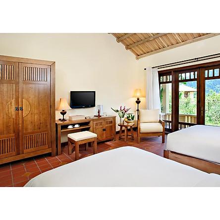 [E-Voucher] Emeralda Resort Ninh Bình 5 sao_2N1Đ_Voucher áp dụng cho 2 người