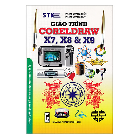 Giáo Trình Coreldraw X7,X8&X9