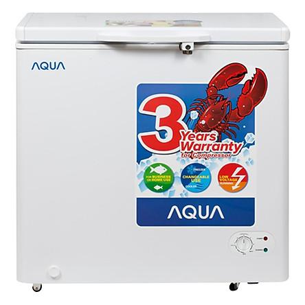 Tủ Đông Aqua AQF-C260 (161L) - Hàng Chính Hãng