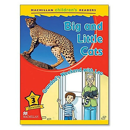 Macmillan Children's Readers 3: Cats