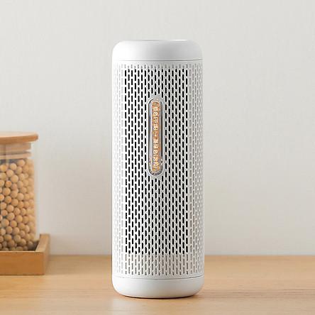 Máy hút ẩm Xiaomi Deerma Mini - Vỏ ngoài bằng gốm, Máy sưởi PTC cho phòng ngủ, tủ quần áo, nhà bếp