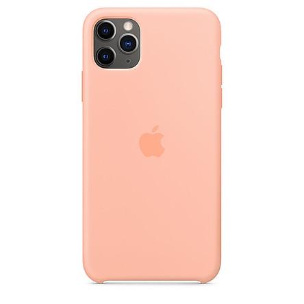 Ốp Lưng Apple Silicone Case Dành Cho iPhone 11 / iPhone 11 Pro / iPhone 11 Promax - Hàng Chính Hãng