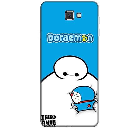 Ốp lưng dành cho điện thoại  SAMSUNG GALAXY J7 PRIME Big Hero Doraemon