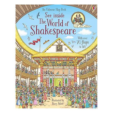 Usborne Shakespeare: See Inside World of Shakespeare