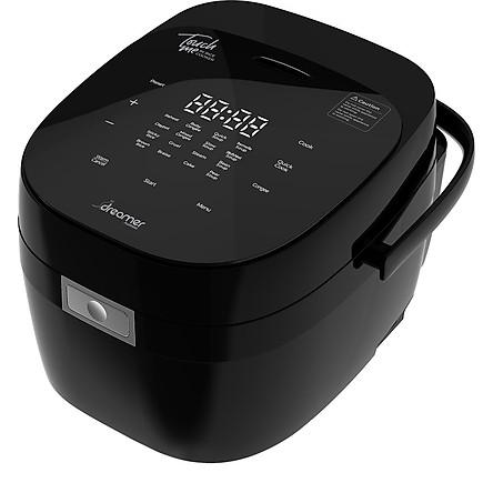 Nồi cơm điện cao tần (IH) Dreamer 1.5L  với 19 chức năng nấu ăn Dreamer DR-IH15 - Hàng Chính Hãng