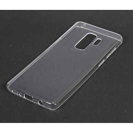 Ốp lưng cho Samsung Galaxy S9 Plus dẻo, trong suốt