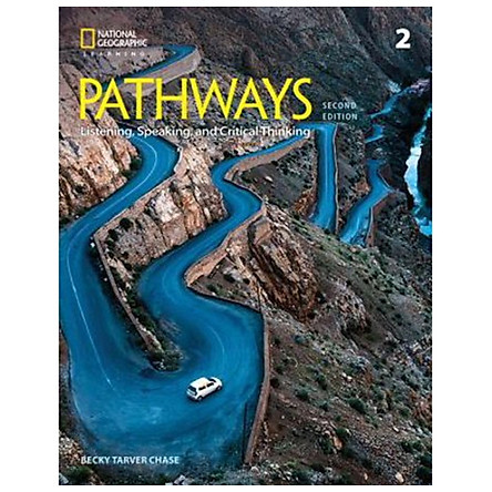 Pathways: Listening, Speaking, and Critical Thinking 2, 2nd Student Edition + Online Workbook