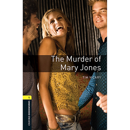 Oxford Bookworms Library (3 Ed.) 1: The Murder Of Mary Jones Mp3 Pack